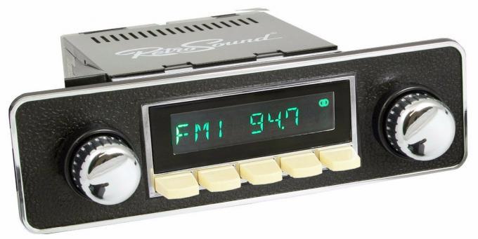 RetroSound 1965-74 Porsche 911 Hermosa Radio