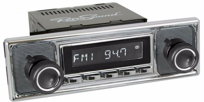 RetroSound 1963-69 Mercedes Benz 230 Series Hermosa Radio
