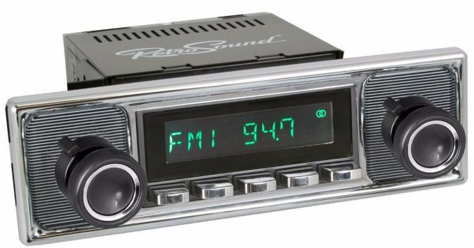 RetroSound 1974-78 Mercedes Benz 230 Long Beach Radio