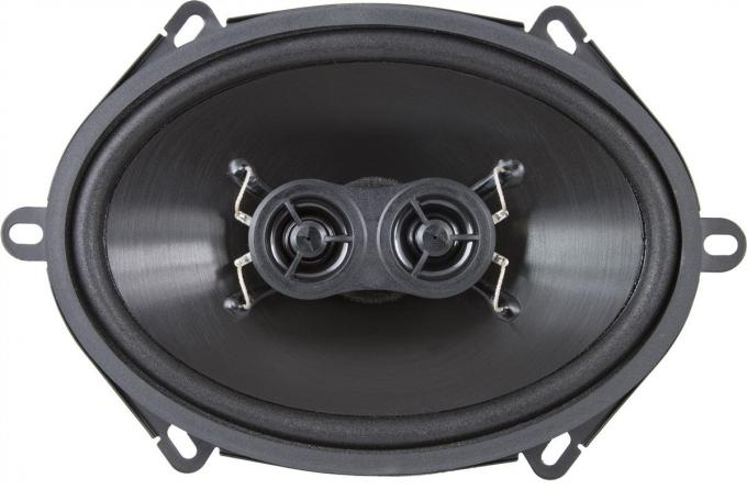 RetroSound 5x7-Inch Standard Series Dash Replacement Speaker