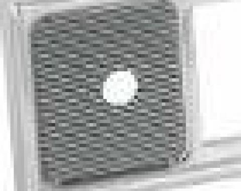 RetroSound Becker Style Faceplate (#308) / Becker Style Pinstripe Inserts (#509)