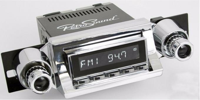 RetroSound 1957 Chevrolet Bel Air Hermosa Radio