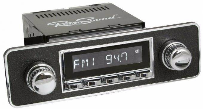 RetroSound 1990-99 Volkswagen Passat Laguna Radio with DIN Kit