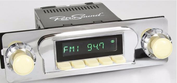 RetroSound 1960-62 Ford Galaxie Long Beach Radio