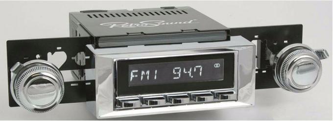 RetroSound 1966-67 Chevrolet Chevelle Laguna Radio