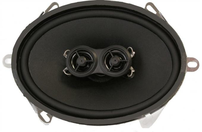 RetroSound 5x7-Inch Premium Ultra-thin Dash Replacement Speaker