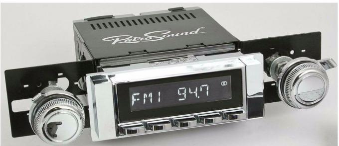 RetroSound 1963-64 Chevrolet Impala Laguna Radio