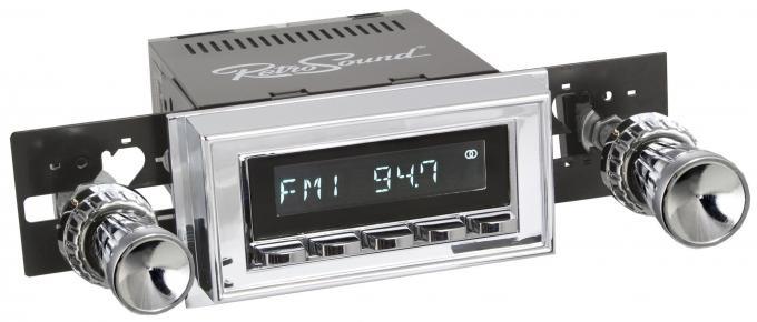 RetroSound 1958-60 Chevrolet Corvette Laguna Radio