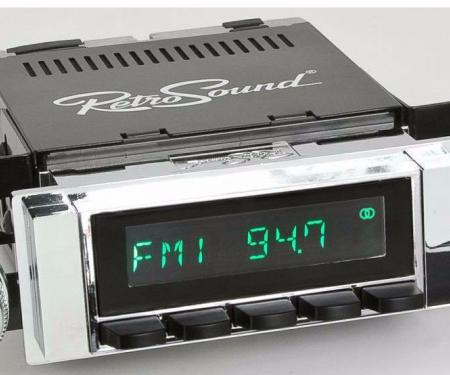 RetroSound 1964-65 Chevrolet Chevelle Long Beach Radio