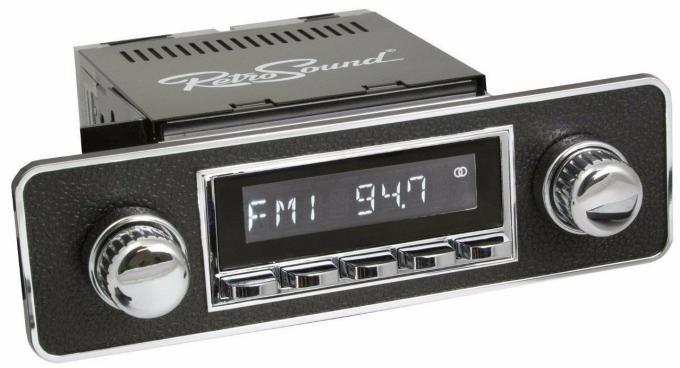 RetroSound 1982-88 Volkswagen Quantum Laguna Radio with DIN Kit