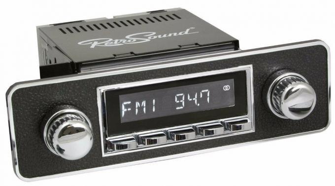 RetroSound 1997-03 Porsche Boxter Laguna Radio with DIN Kit