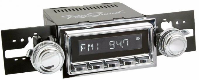 RetroSound 1971-72 Ford Pinto Hermosa Radio