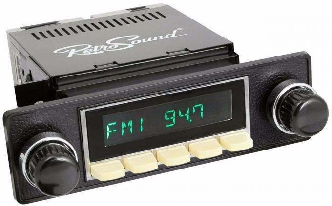 RetroSound 1965-77 Fiat Long Beach Radio