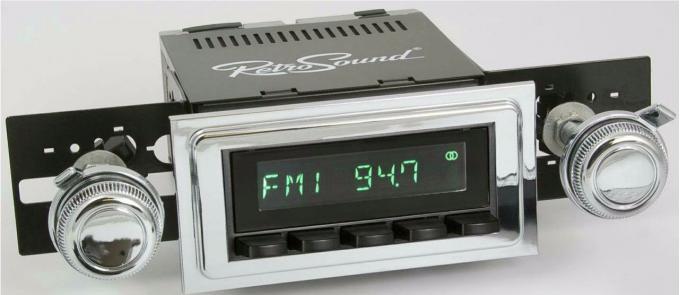 RetroSound 1964-67 Pontiac GTO Long Beach Radio