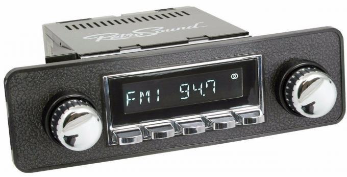 RetroSound 1990-93 Volkswagen Corrado Laguna Radio with DIN Kit