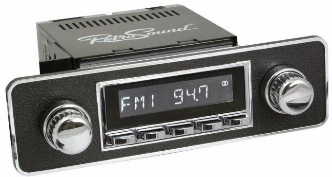 RetroSound 1959-70 Volvo 122S Hermosa Radio