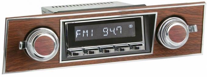 RetroSound 1967-68 Chevrolet Camaro Long Beach Radio