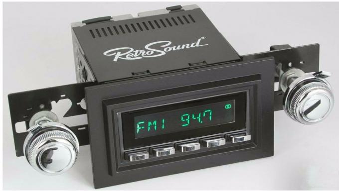 RetroSound 1977-82 Ford LTD II Long Beach Radio