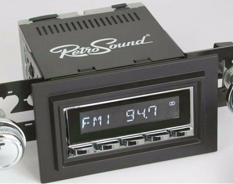 RetroSound 1967-68 Chevrolet Impala Hermosa Radio