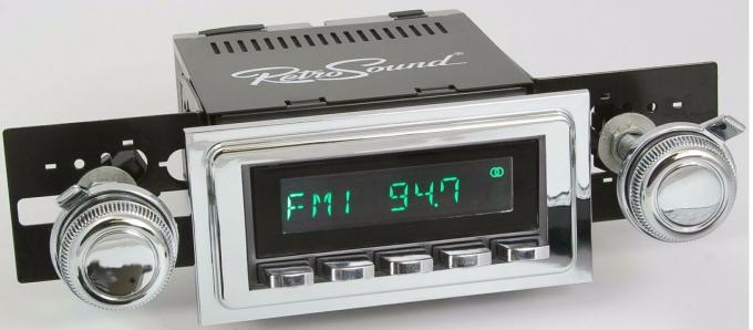 RetroSound 1964-65 Oldsmobile Cutlass Long Beach Radio