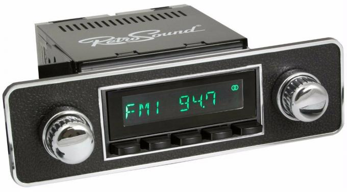 RetroSound 1968-71 BMW 1600 Series Hermosa Radio