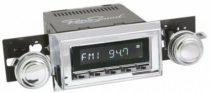 RetroSound 1958 Chevrolet Bel Air Hermosa Radio