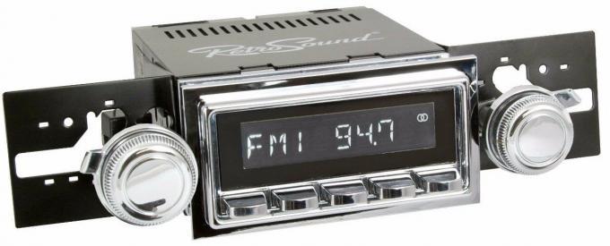 RetroSound 1971-72 Ford Pinto Laguna Radio