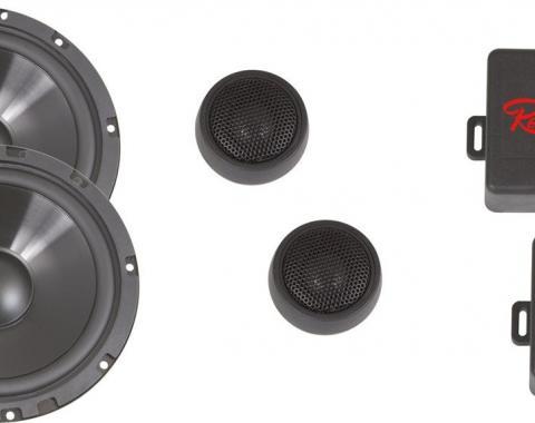 RetroSound Cadillac 6.5-Inch Front Door Component Speaker System