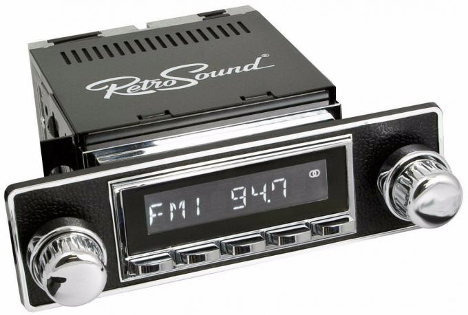 RetroSound 1958-62 Alfa Romeo 2000 Hermosa Radio