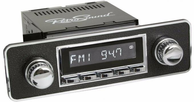 RetroSound 1990-98 BMW 3 Series Hermosa Radio with DIN Kit