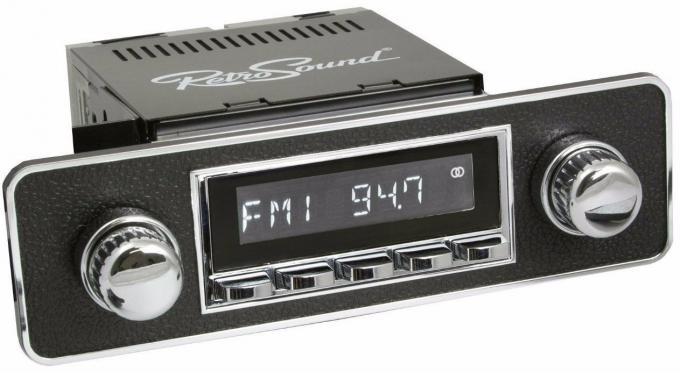 RetroSound 1966-73 Volkswagen Type 3 Laguna Radio