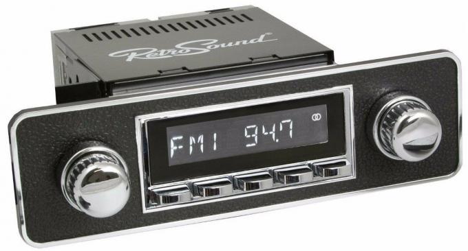 RetroSound 1983-90 Fiat 131 Laguna Radio with DIN Kit