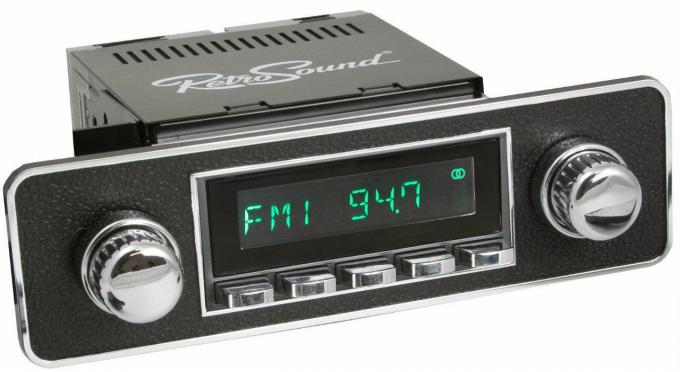 RetroSound 1995-97 Ford Aspire Long Beach Radio with DIN Kit