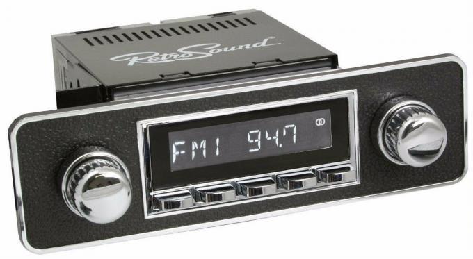 RetroSound 1996-00 Toyota RAV4 Laguna Radio with DIN Kit