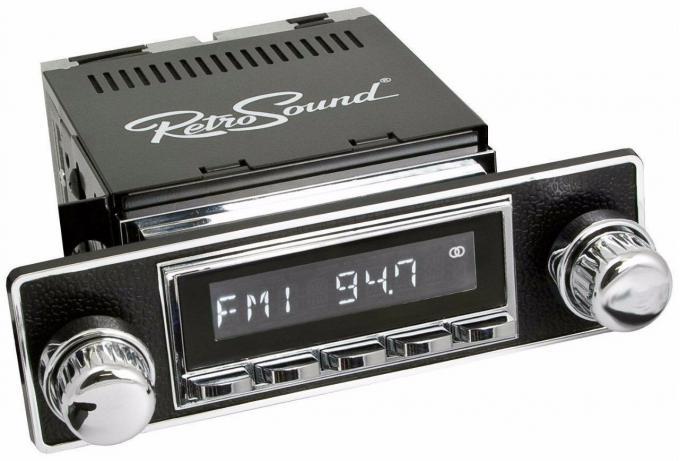 RetroSound 1969-74 Alfa Berlina Hermosa Radio