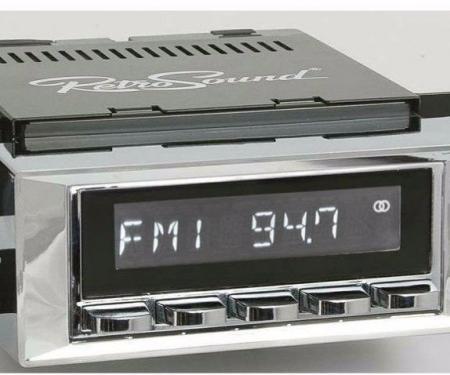 RetroSound 1968-79 Chevrolet Nova Hermosa Radio
