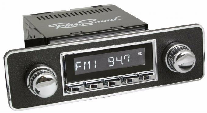 RetroSound 1980-85 Volkswagen Vanagon Long Beach Radio