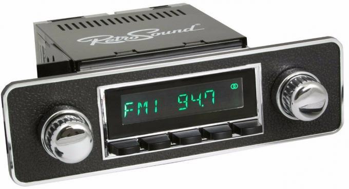 RetroSound 1968-71 BMW 1600 Series Long Beach Radio