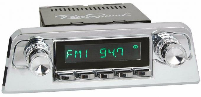RetroSound 1961-63 Ford Thunderbird Laguna Radio