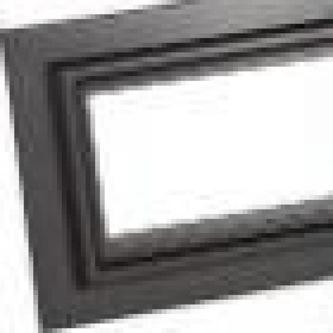 RetroSound Black Bezel (#221) / GM Wide Black Bezel (#217)