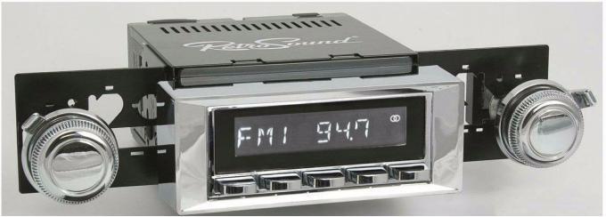 RetroSound 1965-66 Chevrolet Bel Air Hermosa Radio
