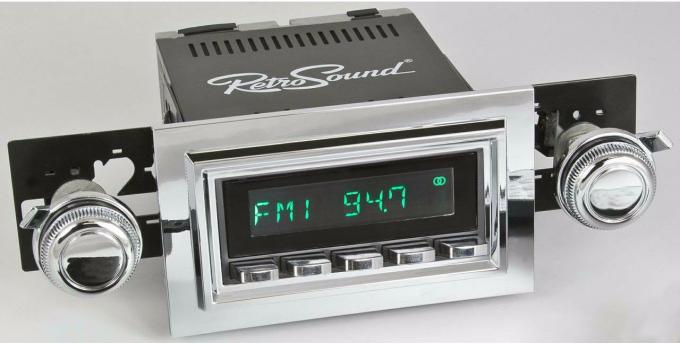 RetroSound 1961-62 Chevrolet Bel Air Long Beach Radio