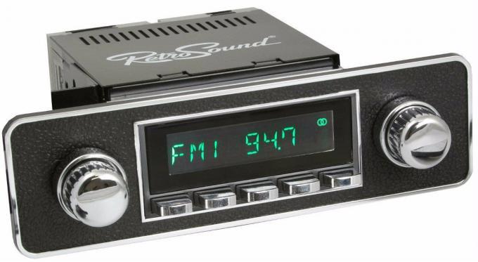 RetroSound 1977-85 BMW 6 Series Long Beach Radio