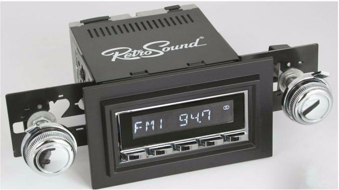 RetroSound 1981-86 Mercury Lynx Laguna Radio