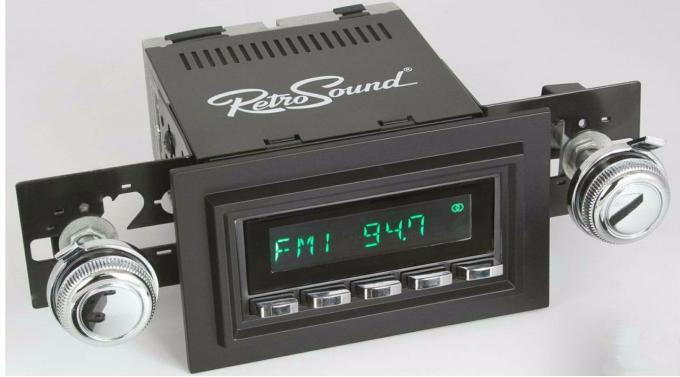 RetroSound 1972-79 Ford Thunderbird Long Beach Radio