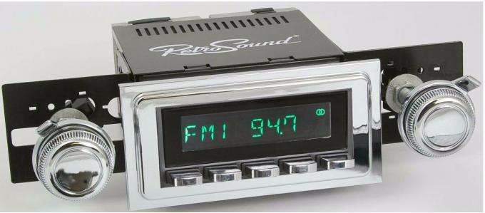 RetroSound 1968-72 Buick Skylark Long Beach Radio