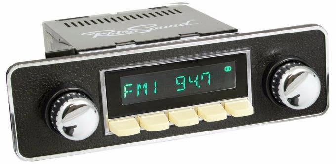 RetroSound 1962-79 MGB Midget Hermosa Radio