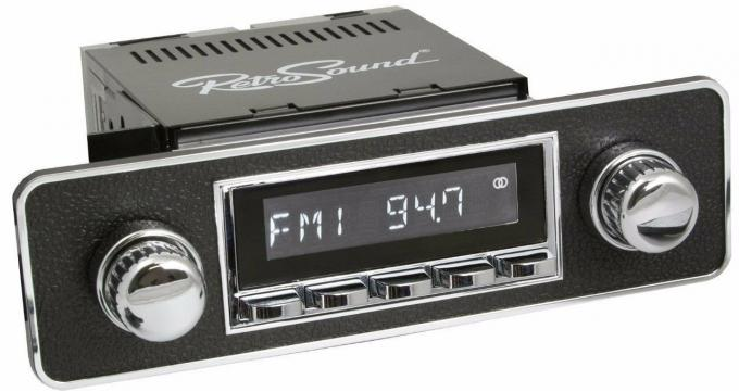 RetroSound 1977-85 BMW 6 Series Hermosa Radio