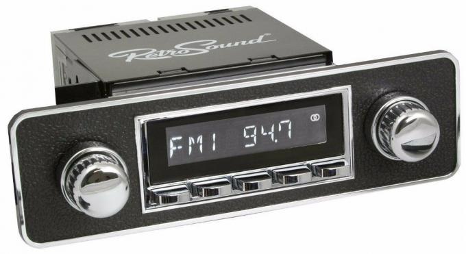 RetroSound 1989-91 Suzuki Sidekick Hermosa Radio with DIN Kit