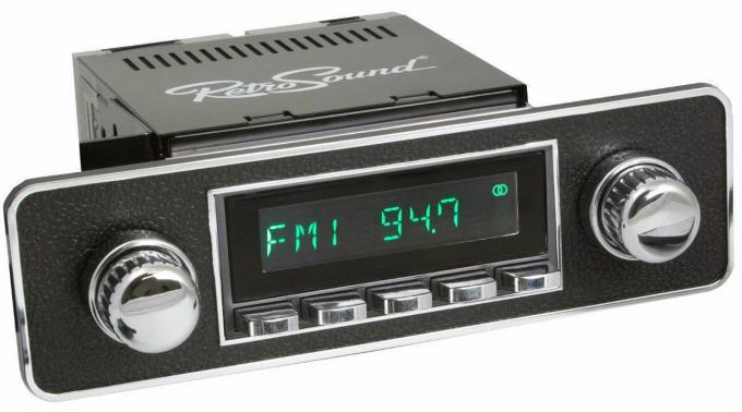 RetroSound 2001-06 Honda Insight Long Beach Radio with DIN Kit